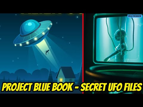 Project Blue Book - Geheime UFO-bestanden