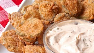 How To Make Southern Fried Pickles