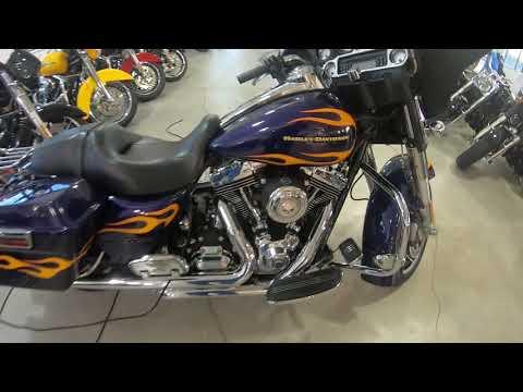2012 Harley-Davidson Street Glide 103 FLHX