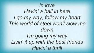 Krokus - Go My Way Lyrics