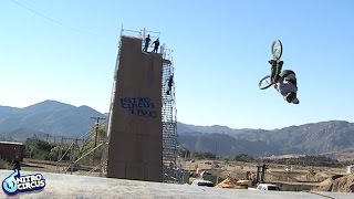BMX Double Backflip 360  First Nitro Circus Aussie Roll