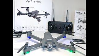 Квадрокоптер CSJ X4 складной с 4 K HD камерой WiFi FPV видео