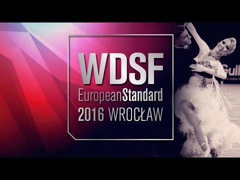 European Championship in Standard dances
