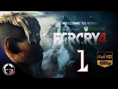 Far Cry 4 Türkçe Oynanış - Bölüm 1 : Kyrat'a Hoşgeldin