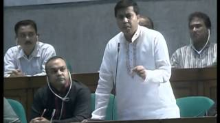 Prof MH Millat Parliament Speech 04/07/14