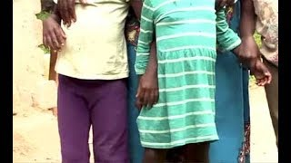 Baby class girl develops puberty - VIDEO