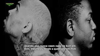Chris Brown feat. Kendrick Lamar - Autumn Leaves (Legendado - Tradução)
