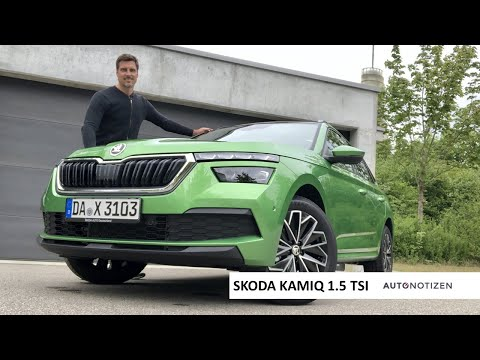 2020 Skoda Kamiq 1.5 TSI (150 PS): SUV-Crossover im Review, Test, Fahrbericht