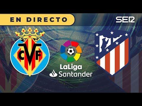 VILLARREAL 0 - 0 ATLETI EN VIVO | La Liga