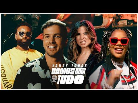 David Carreira x Seleção - Vamos com Tudo (Feat. Ludmilla, Giulia Be & Preto Show)