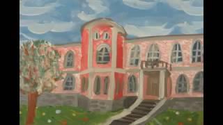 Мультфильм о Национальной галереи Коми