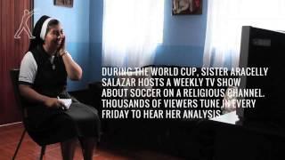 Costa Rica's Soccer Nun