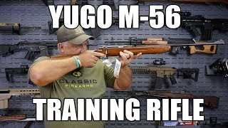 Yugo M-56 .22LR Bolt Action Training Rifle - Various Conditions - C & R Eligible