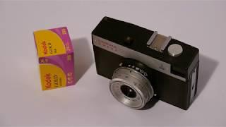 Смена 8м, зарядка плёнки, особенности съёмки