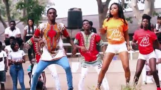 Okyeame Kwame - Small Small (remix)Dance video By Allo Dancers
