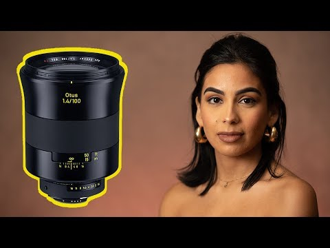 External Review Video CgNbmMlvU6Q for ZEISS Otus 1.4/100 Full-Frame Lens