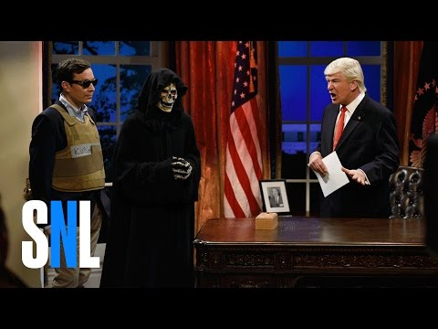 Donald Trump Cold Open - SNL