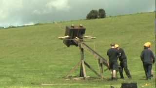 Huge Roman Catapulta - Tods Stuff was Head of Engineering