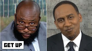 Stephen A. has to answer for Alabama's loss to LSU | Get Up