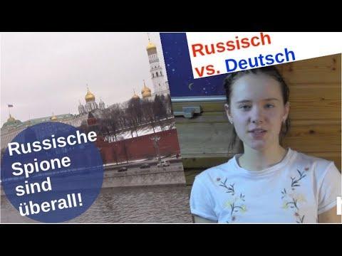 Russische Spione sind überall! [Video]