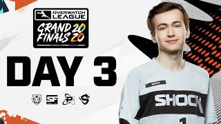 Overwatch League 2020 Season | Grand Finals Weekend | Day 3