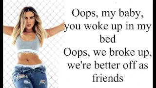 Little Mix-Oops (Lyrics & Pictures)