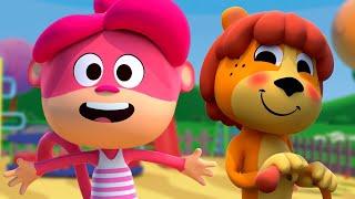 ¡Nadie Juega con Winona! - Canciones del Zoo La Serie - Ep 7 | El Reino Infantil