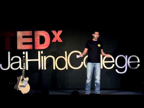 Are You Comedy? | Aadar Malik | TEDxJaiHindCollege
