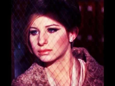 """Barbra Streisand - """"Funny Girl"""" Lyrics"""