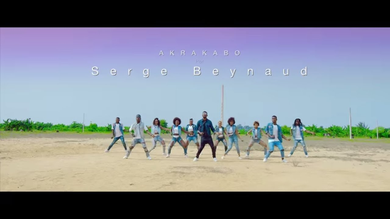 serge beynaud akrakabo video