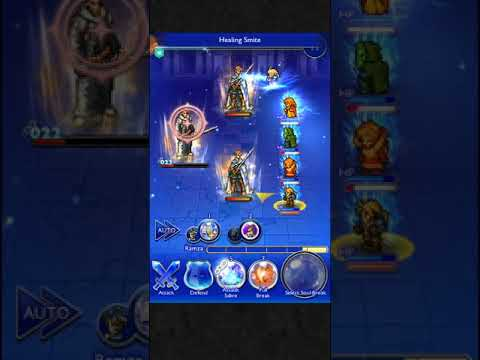 [FFRK] Hidden History - The Wroth (Apocalypse ++) D260 SM