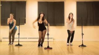 Just For Fun! DANCE! Beyoncé - Love On Top Music Video