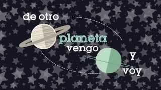 ''De Otro Planeta''   ESTEMAN (lyrics)