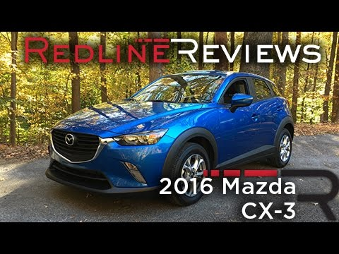 2016 Mazda CX-3 – Redline: Review