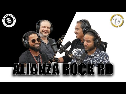 El RockStar Podcast: Alianza Rock RD