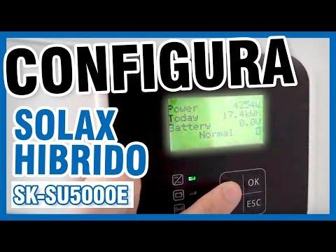 SolaX Power - X3 HYBRID Installation Tutorial - смотреть онлайн на