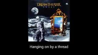 Dream Theater - Caught in a Web (Lyrics)