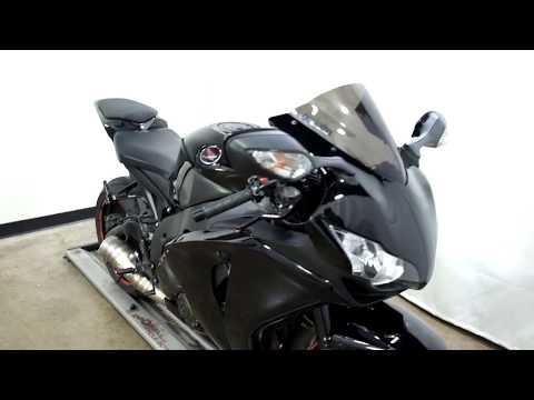 2008 Honda CBR®1000RR in Eden Prairie, Minnesota - Video 1