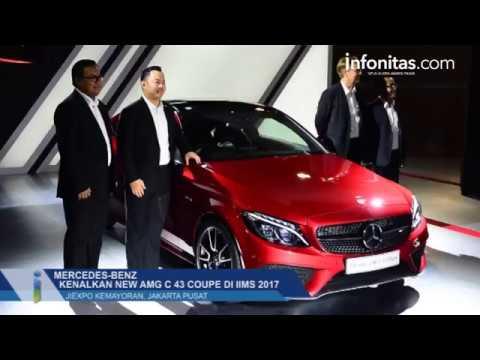 Mercedes-Benz Kenalkan New AMG C 43 Coupe di IIMS 2017