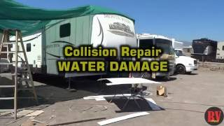 RV repair El Monte RV Paint Department