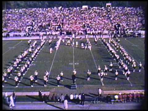 Ohio University Marching Band 1960 - Throwback Thursday Series
