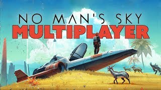 No Man's Sky SURPRISE MULTIPLAYER - The Know Game News