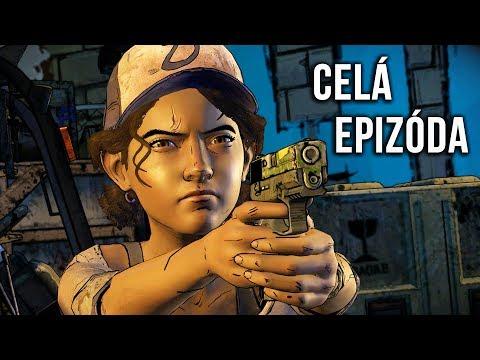 ► ROZHODNUTIE | CELÁ 5. EPIZÓDA | The Walking Dead: A New Frontier  Ep.5 | 1080p