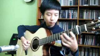 (Michael Jackson) Billie Jean - Sungha Jung