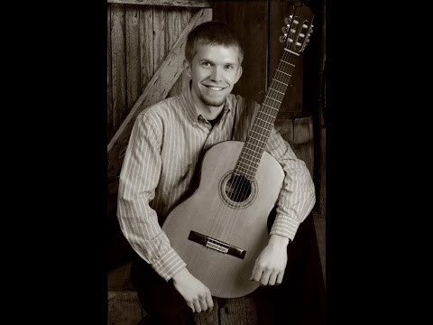 """Cavatina"" by Stanley Myers - Jay Hildebrand, Guitar"