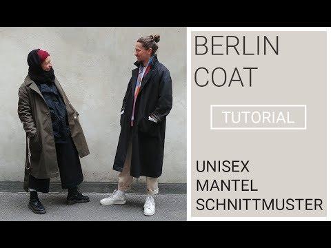 MEINWERK DIY- BERLIN COAT Tutorial