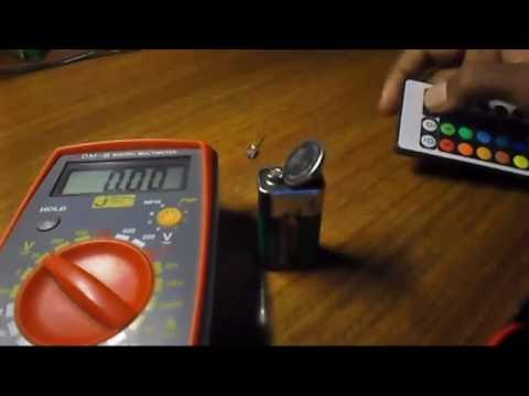 How to recharge a non-rechargeable button cell (Remake)