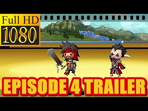 Видео № 0 из игры Theatrhythm Final Fantasy Curtain Call [3DS]