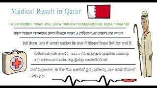 medical report check online qatar - Kênh video giải trí dành