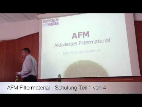 PUMO Pool - AFM Filtermaterial Schulung Teil 1 von 4